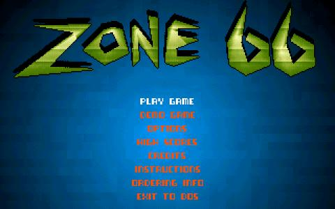 Zone 66 - game cover