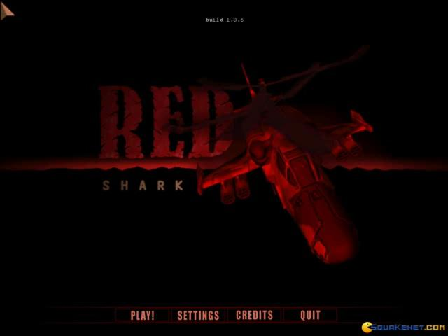 Red Shark - title cover