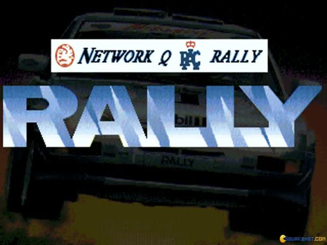 Network Q Rac Rally - title cover