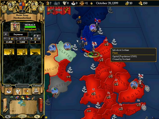 For The Glory: A Europa Universalis Game - title cover