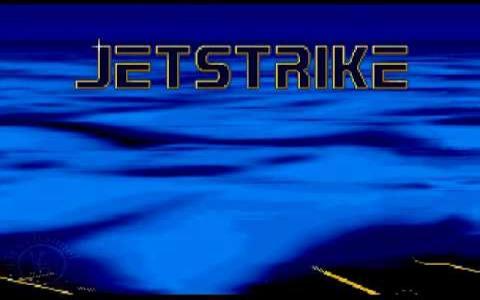 Jetstrike - game cover