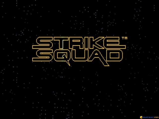 Strike Squad - title cover