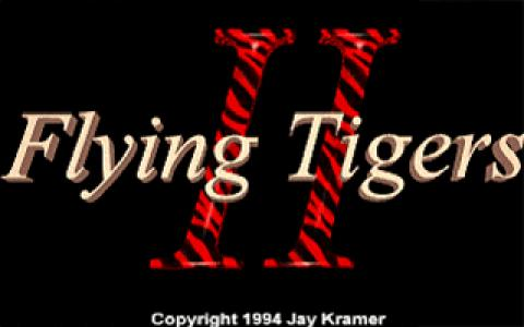 Flying Tigers 2 - game cover