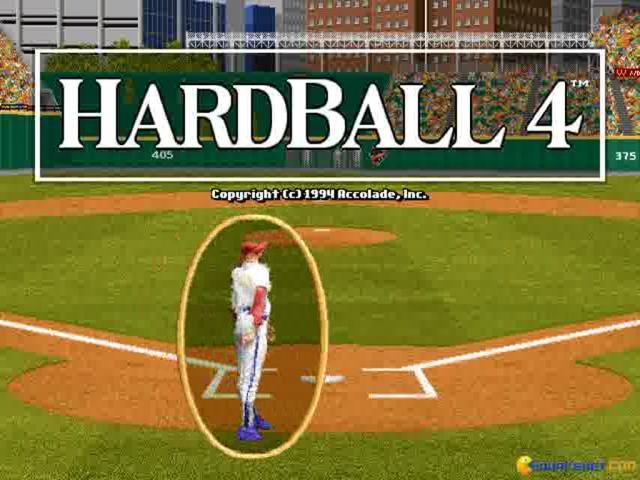 Hardball 4 - title cover