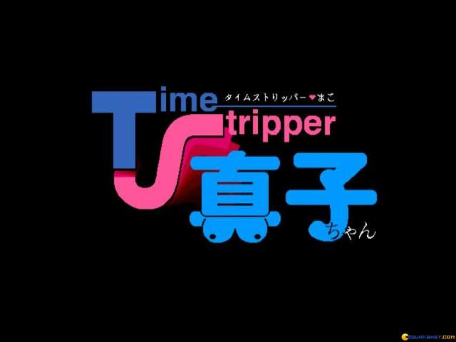 Time Stripper - title cover