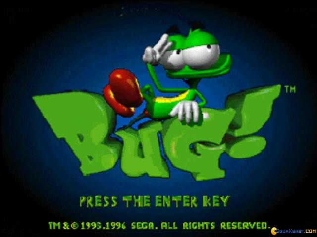 Bug! - title cover