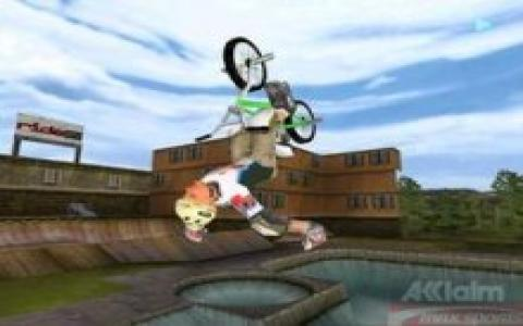 Dave Mirra Freestyler BMX - title cover