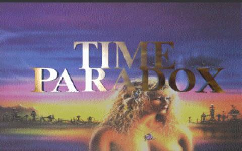 Time Paradox - title cover