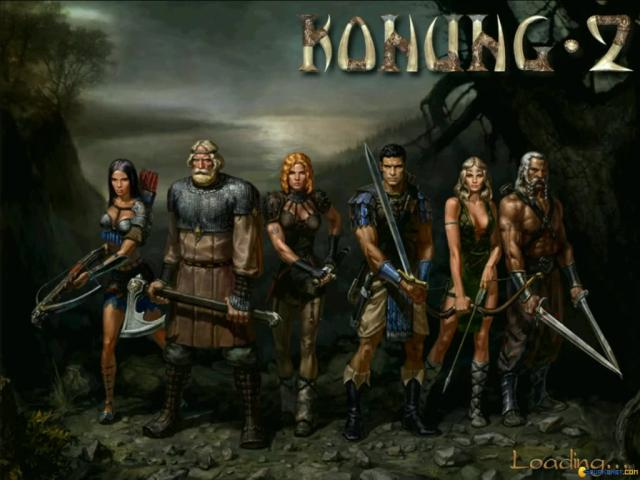 Konung 2 - game cover