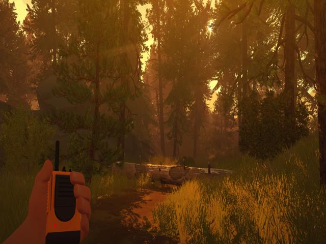 Firewatch - title cover