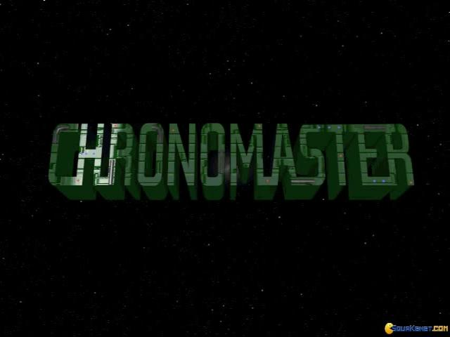 Chronomaster - title cover