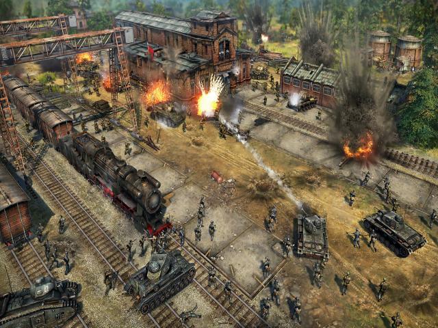 Blitzkrieg 3 - game cover