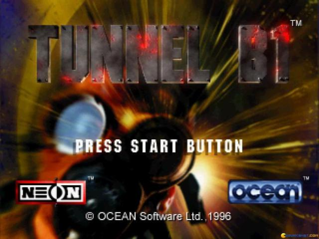Tunnel B1 - title cover