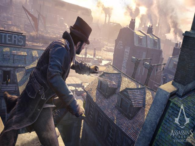 Assassin's Creed Syndicate - game cover