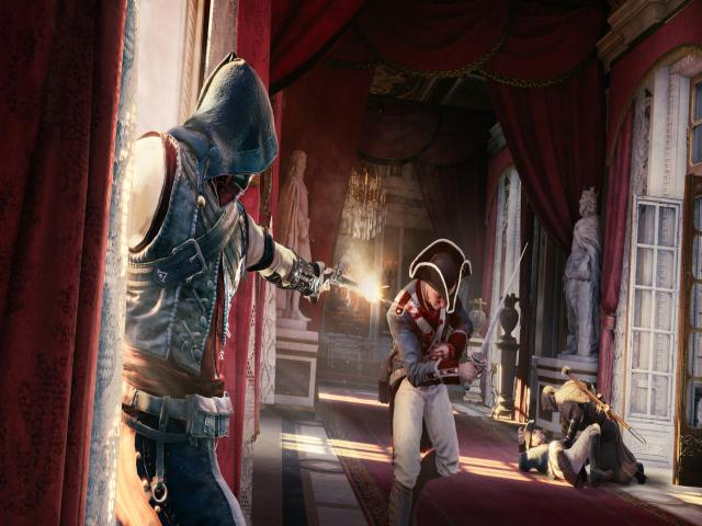 Assassin's Creed Unity - title cover