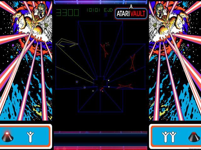 Atari Vault - title cover