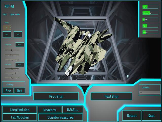 AX:EL - Air XenoDawn - title cover