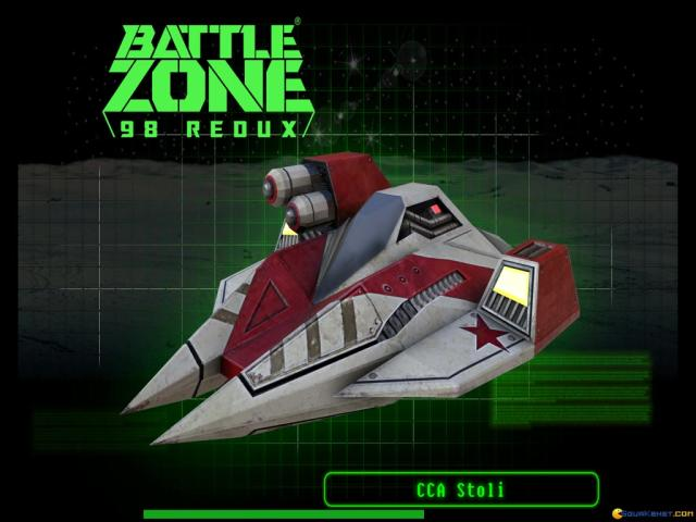 BattleZone 98 Redux - game cover