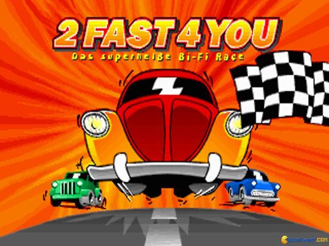 2 Fast 4 U - title cover