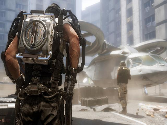 Call of Duty: Advanced Warfare - Gold Edition - game cover