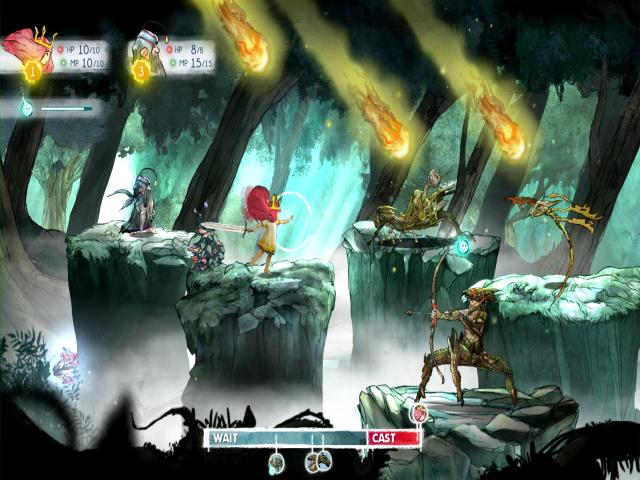 Child of Light - title cover