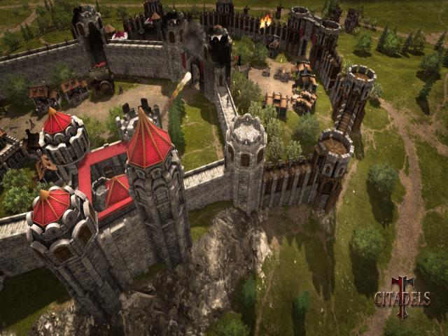Citadels - title cover