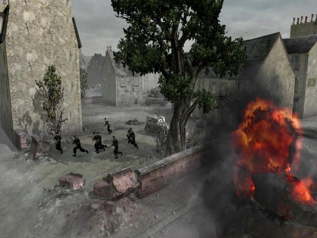 Company of Heroes: Tales of Valor - title cover