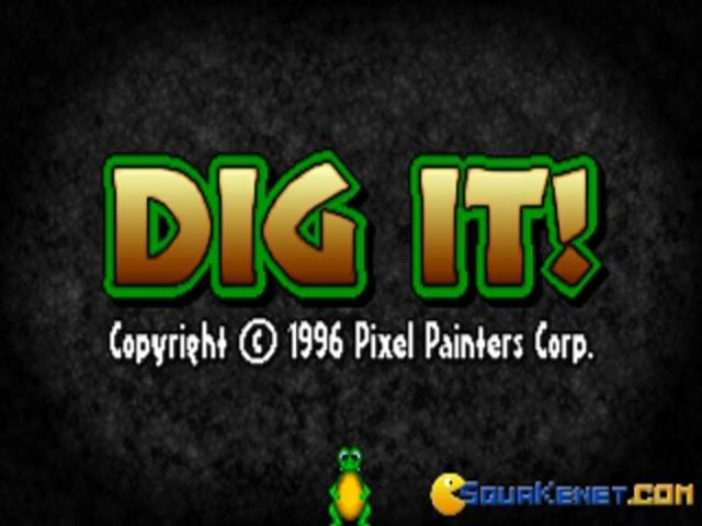 Dig It! - title cover