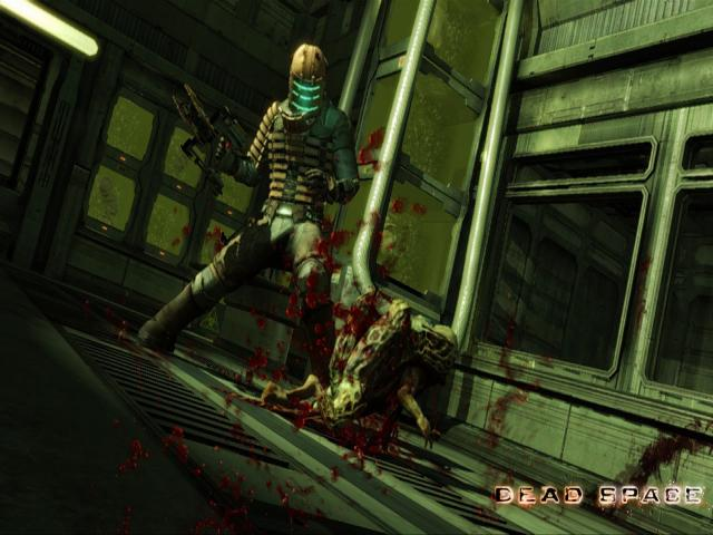 Dead Space - game cover