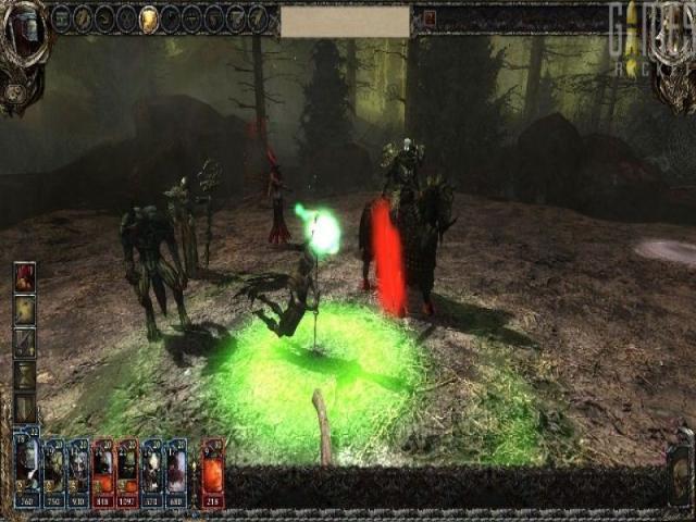 Disciples III - Resurrection - game cover