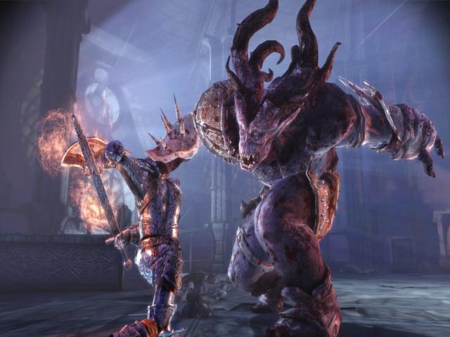 Dragon Age: Origins - title cover