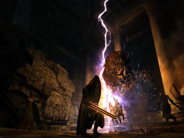 Dragon's Dogma: Dark Arisen - title cover