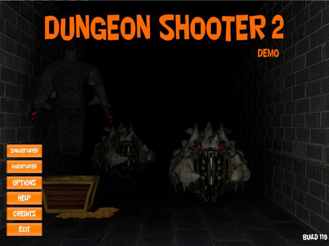 Dungeon Shooter 2 - title cover