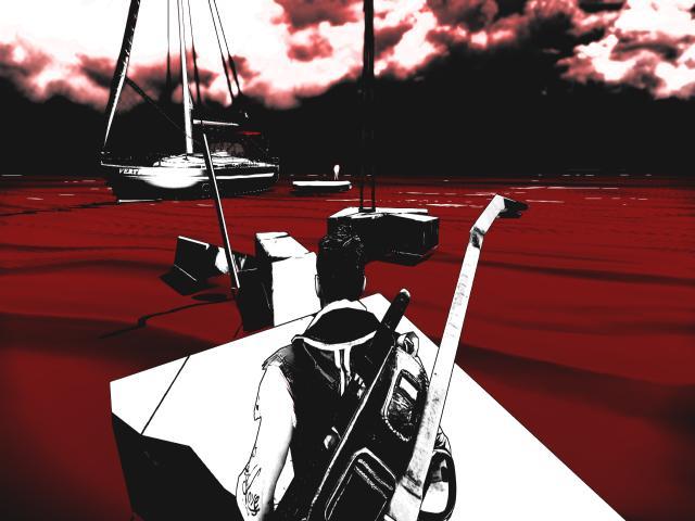 Escape Dead Island - title cover