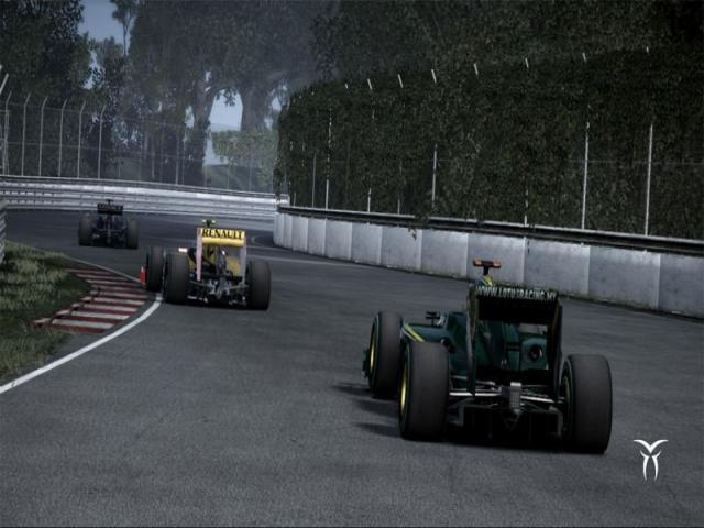 F1 2010 - title cover