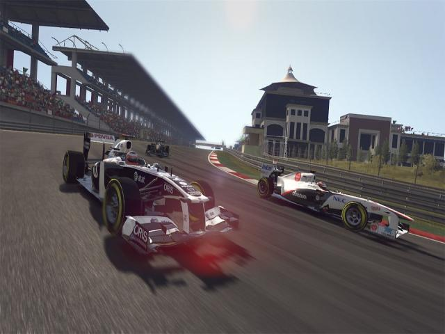F1 2011 - title cover