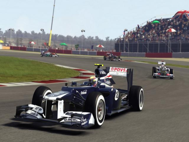 F1 2012 - title cover