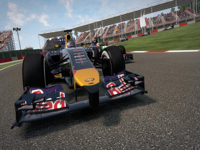 F1 2014 - title cover
