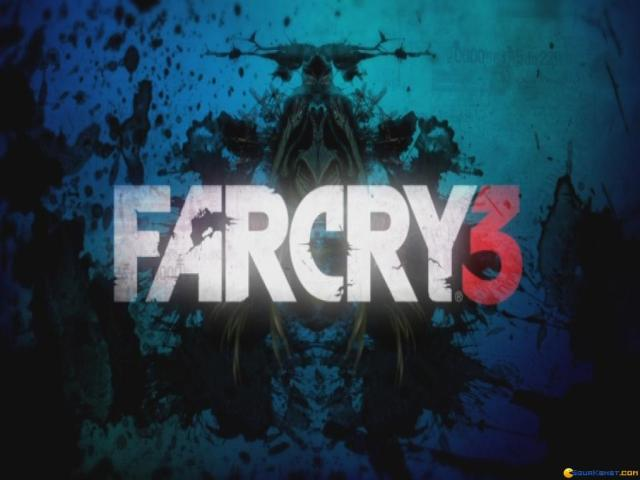 Far Cry 3 - game cover