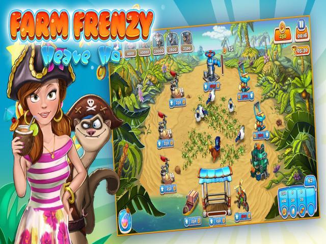 Farm Frenzy: Heave Ho - title cover