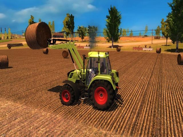 Farm Machines Championships 2014 - title cover