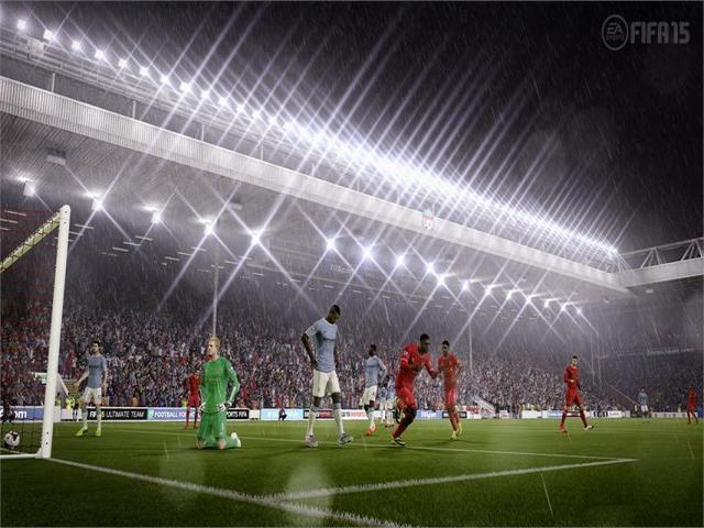 FIFA 15 - title cover