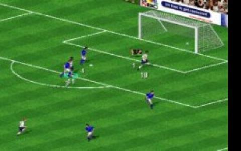 Microsoft Soccer - game cover