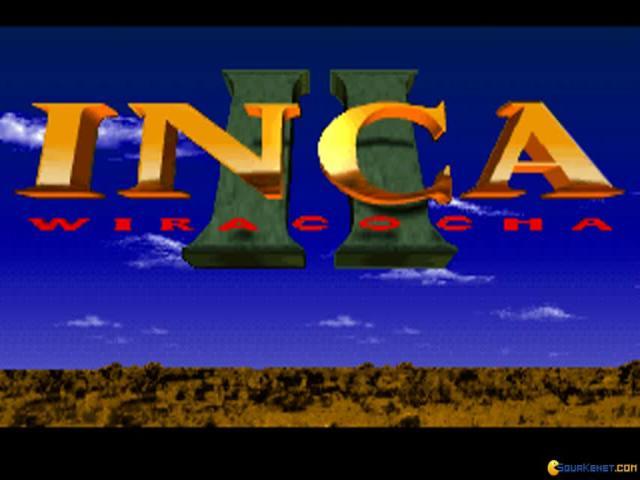 Inca 2 - title cover