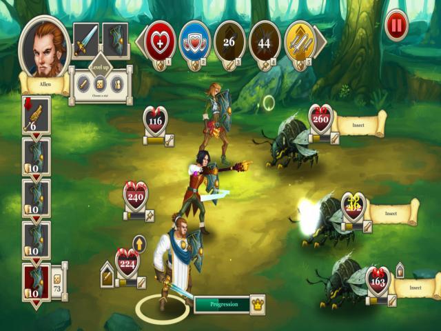 Heroes & Legends: Conquerors of Kolhar - title cover