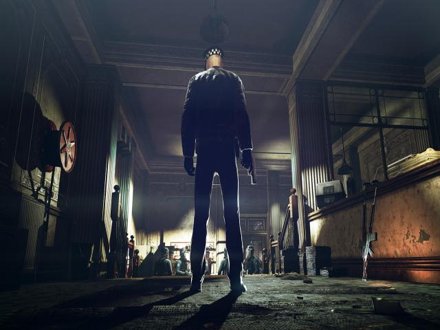 Hitman: Absolution - title cover
