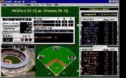 Baseball Mogul - title cover