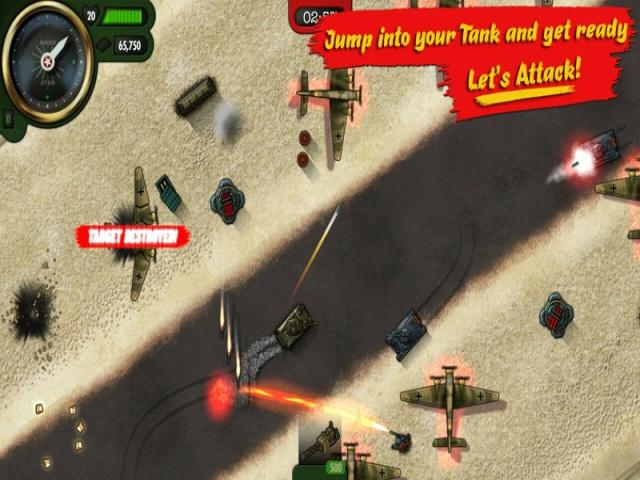 iBomber Attack - title cover