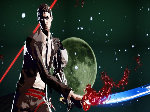 Killer is Dead - Nightmare Edition - game cover
