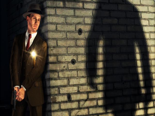 L.A. Noire - title cover